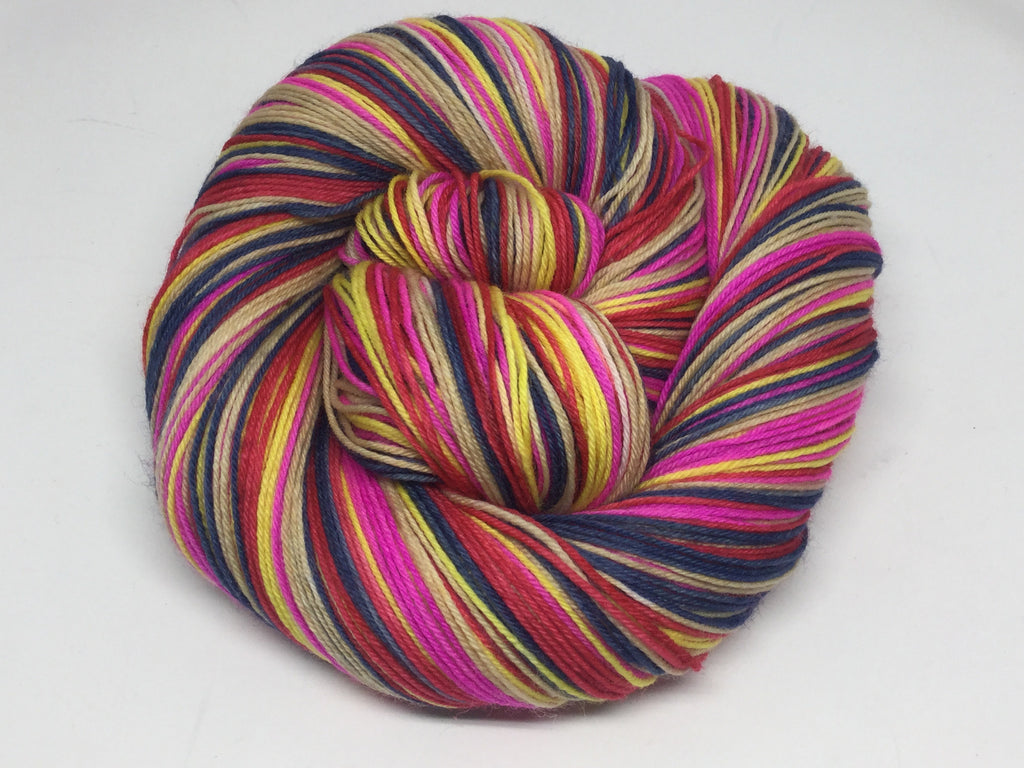 West Side Story Five Stripe Self Striping Yarn