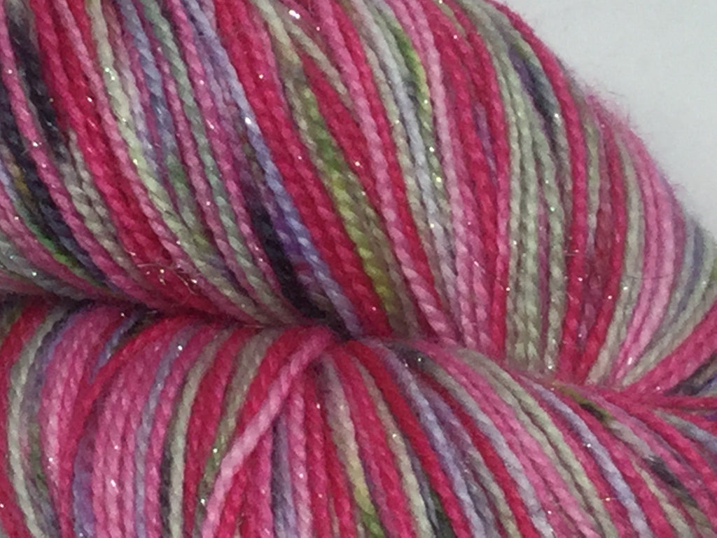 Sleeping ZomBody Four Stripe Self Striping Yarn
