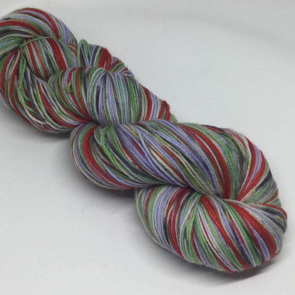 Little MerZomBody Six Stripe Self Striping Yarn