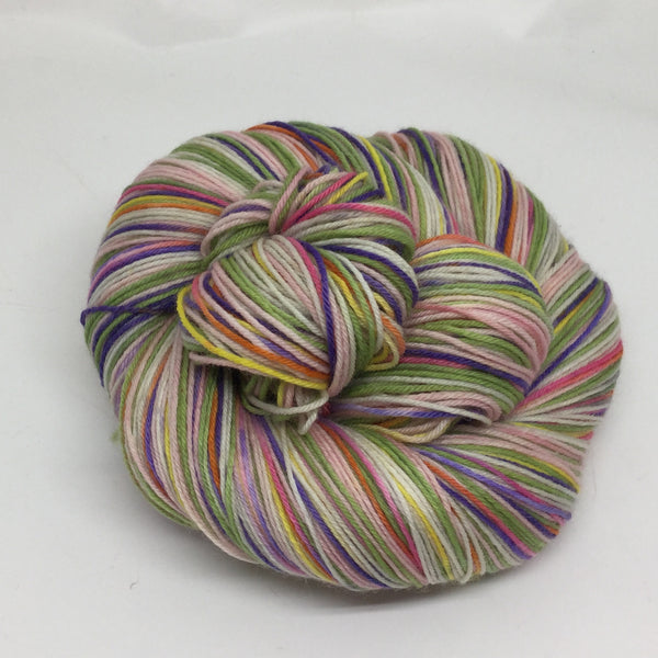 Babe Four Stripe Self Striping Yarn