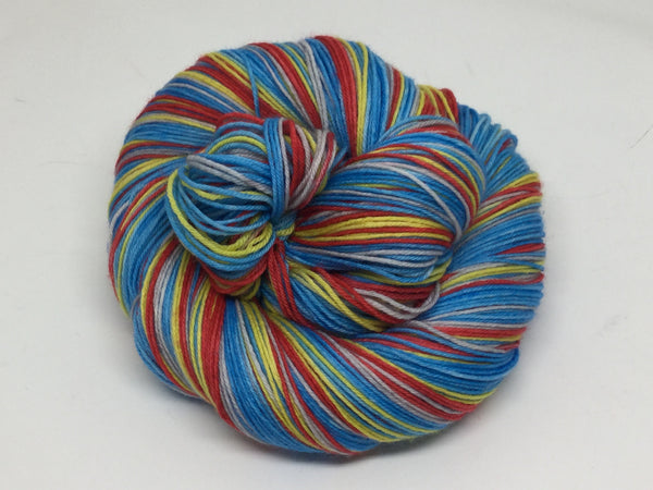 Chitty Chitty Four Stripe Self Striping Yarn
