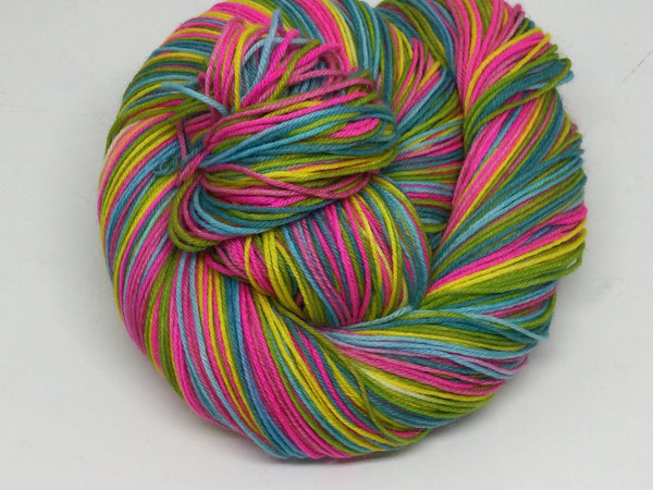 Trolls: The Movie Six Stripe Self Striping Sock Yarn