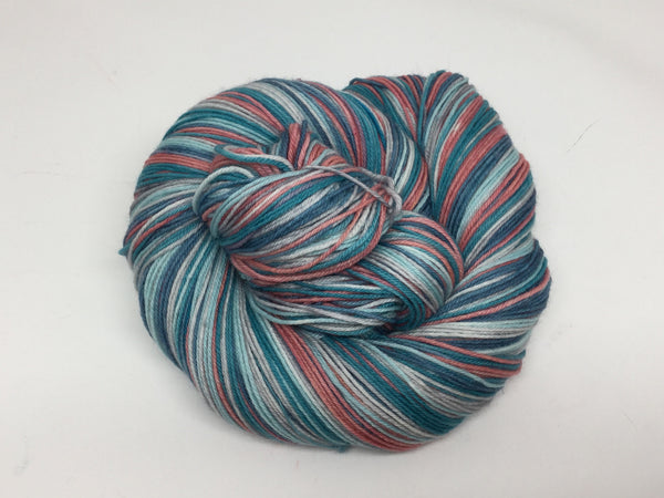 Kubo Five Stripe Self Striping Yarn
