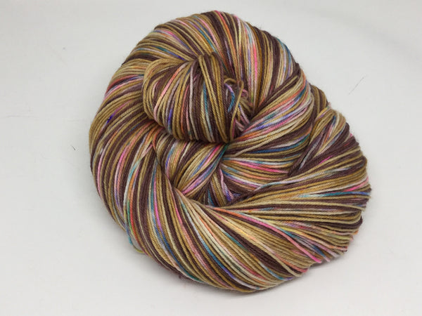 Up! Four Stripe Self Striping Yarn