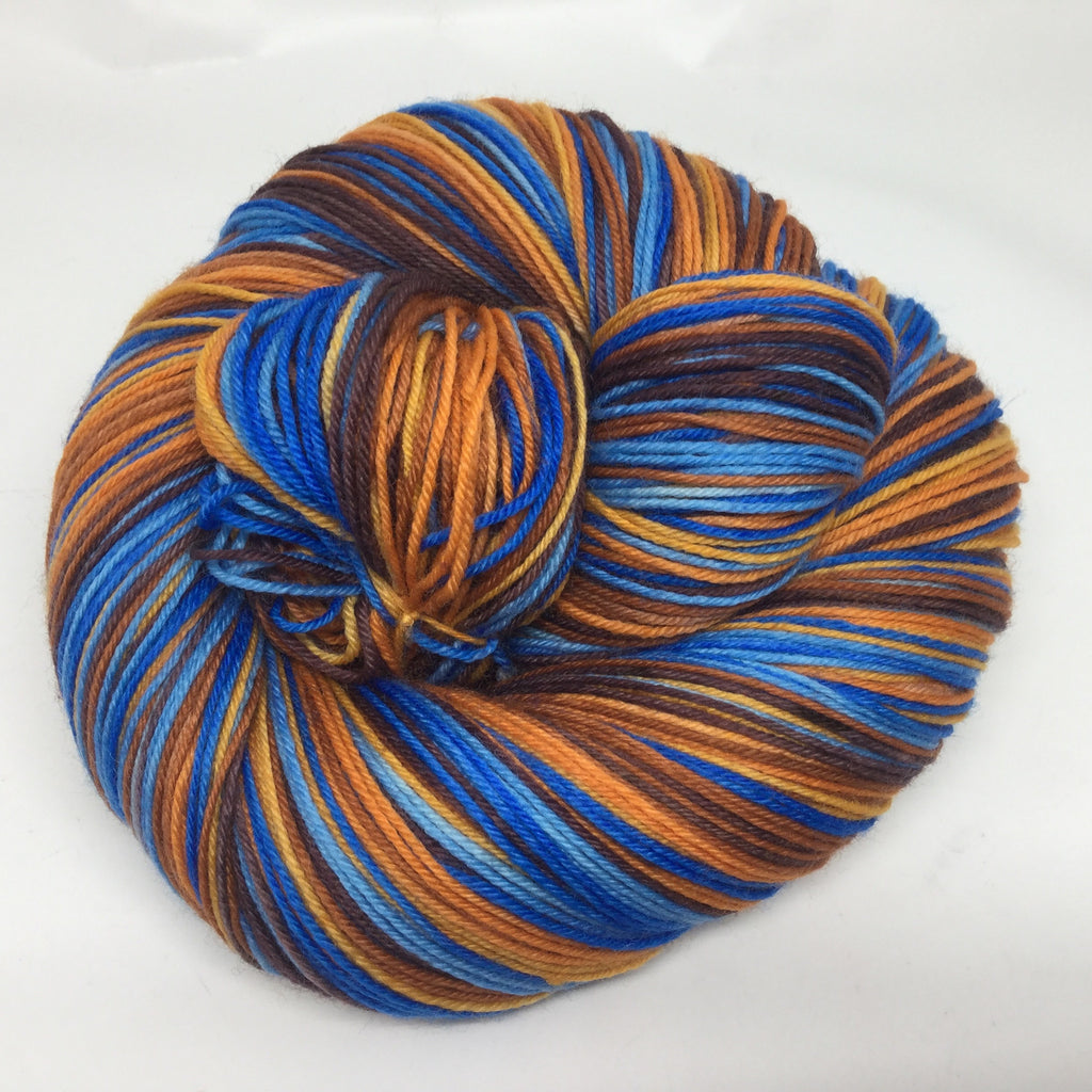 Thelma and Louise Six Stripe Self Striping Yarn