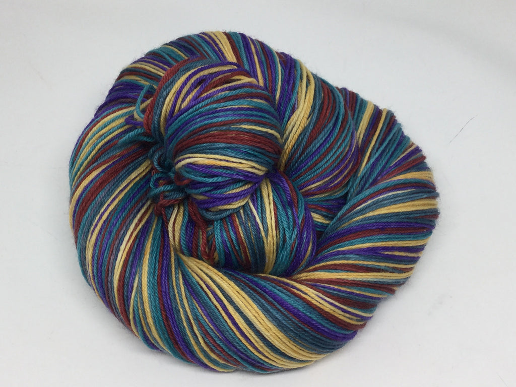 Crazy Stupid Love Five Stripe Self Striping Yarn