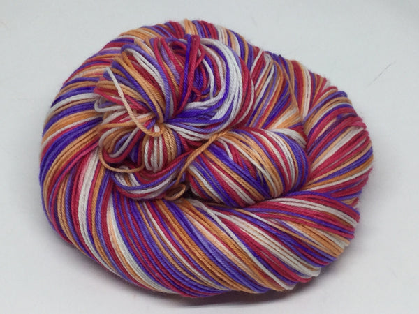 Romy and Michele Four Stripe Self Striping Yarn