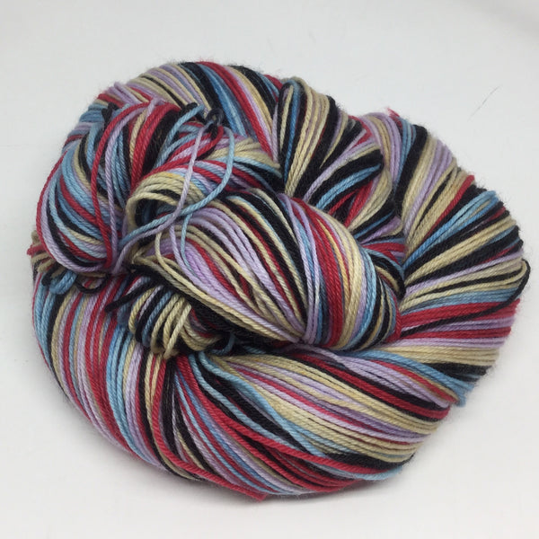 Dune Five Stripe Self Striping Yarn