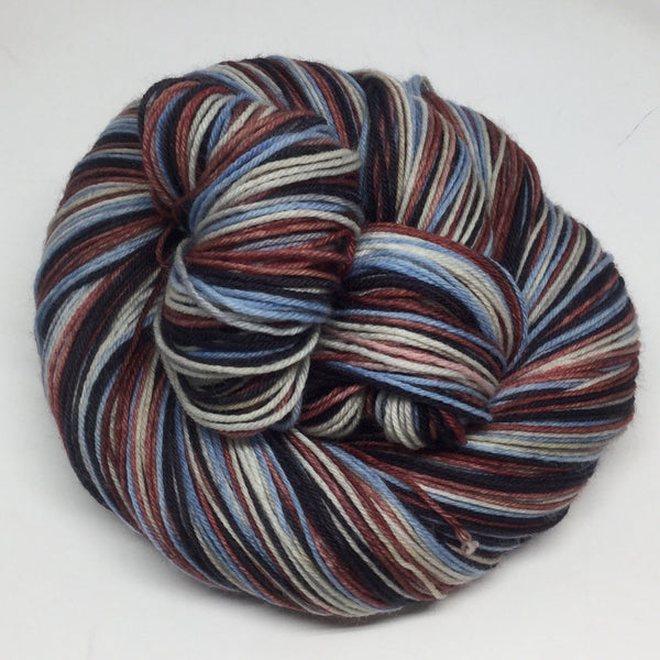 Dirty Harry Four Stripe Self Striping Yarn