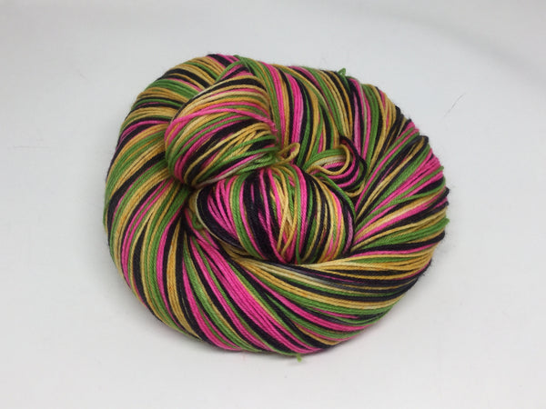 Fight Club Four Stripe Self Striping Yarn