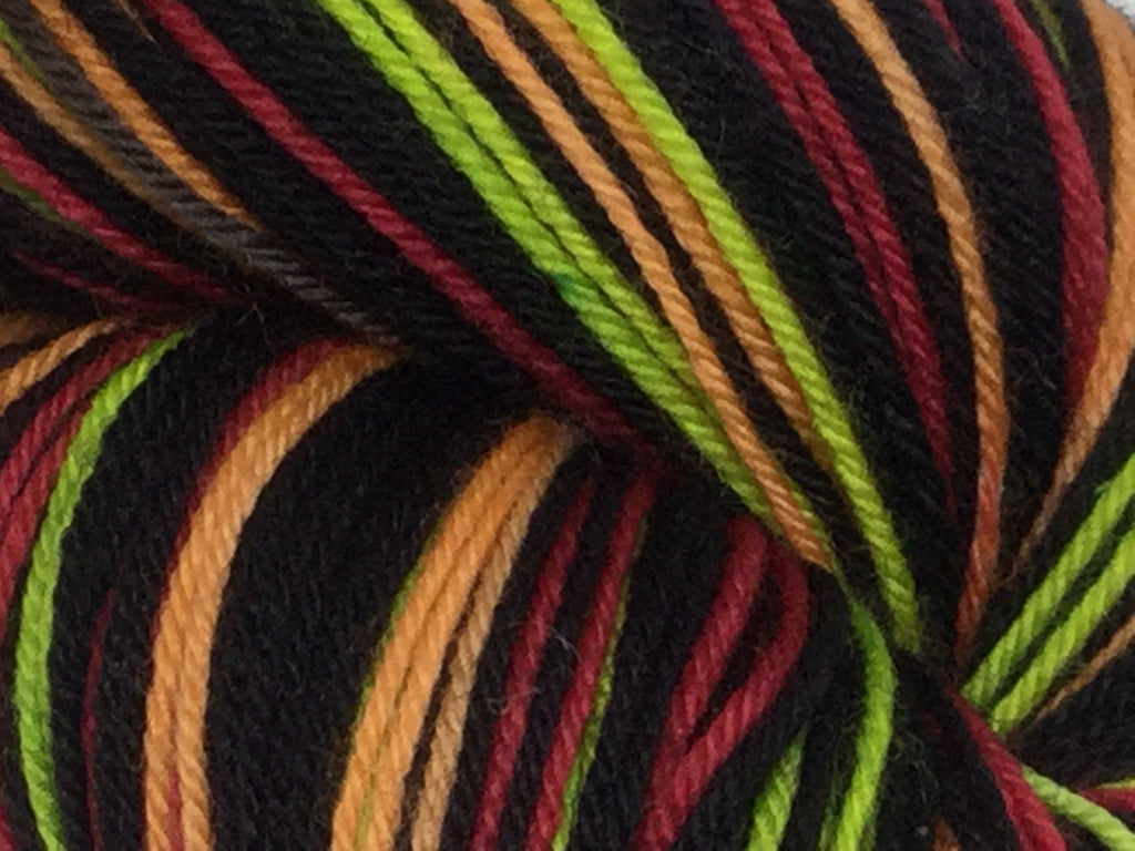 Fun House Six Stripe Self Striping Yarn