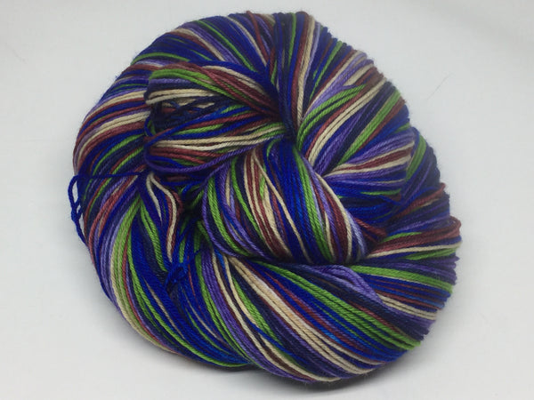 Age of Ultron Six Stripe Self Striping Yarn