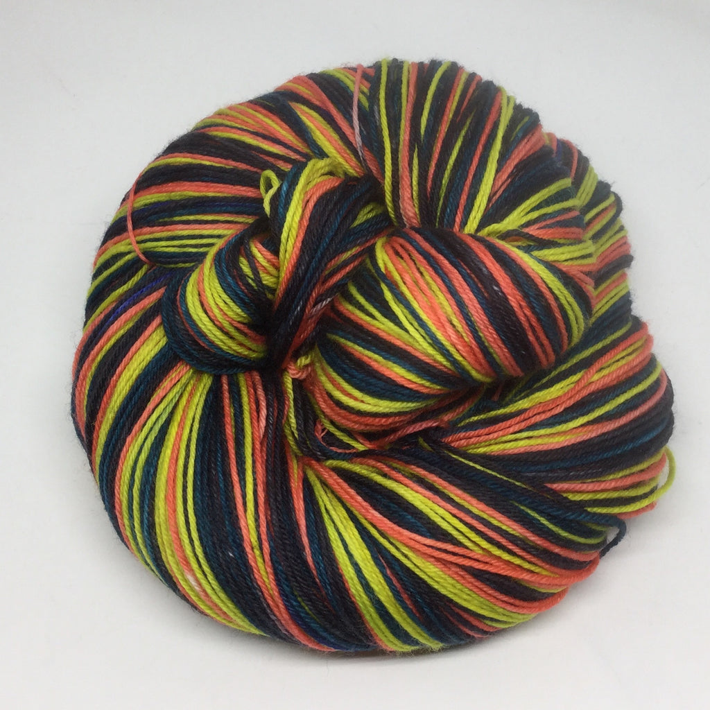 The Blob Four Stripe Self Striping Yarn