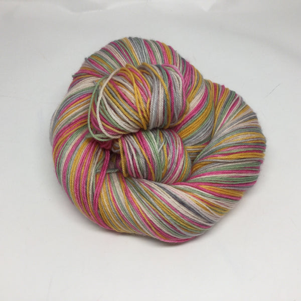 Iris Five Stripe Self Striping Yarn