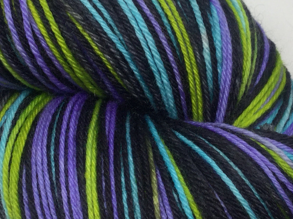 The Nasa Story Six Stripe Self Striping Yarn