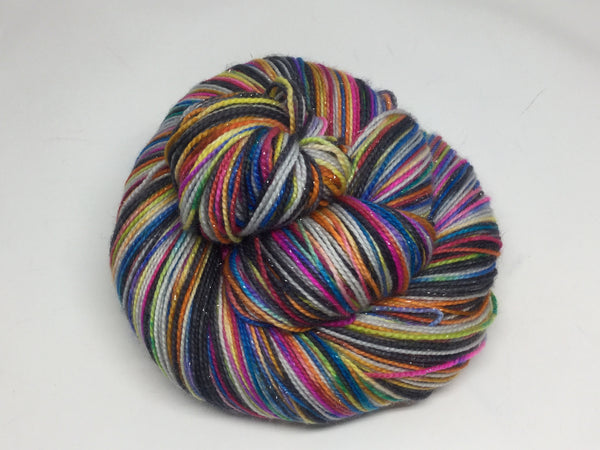 This is It! Four Stripe Self Striping Yarn