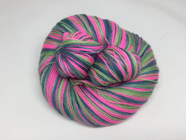 Master Piece/Master Mind Three Stripe Self Striping Yarn