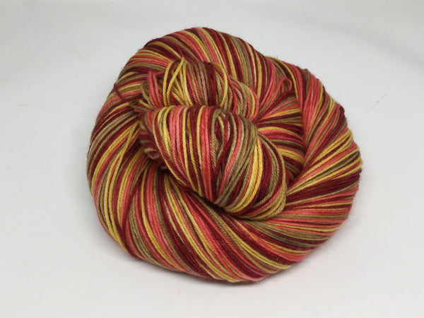 Frida Four Stripe Self Striping Yarn