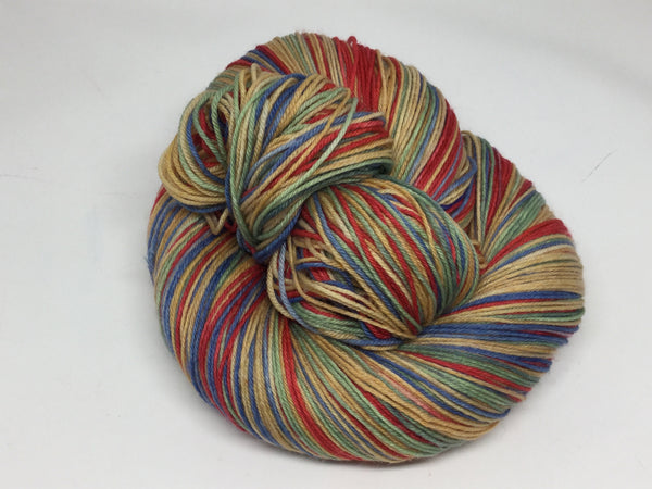Memphis Belle Five Stripe Self Striping Yarn