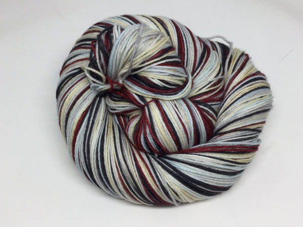 Chariots of Fire Six Stripe Self Striping Yarn