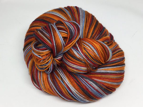 Glory Seven Stripe Self Striping Yarn