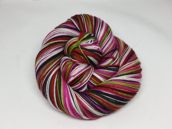 Dawn of the Dead Five Stripe Self Striping Yarn