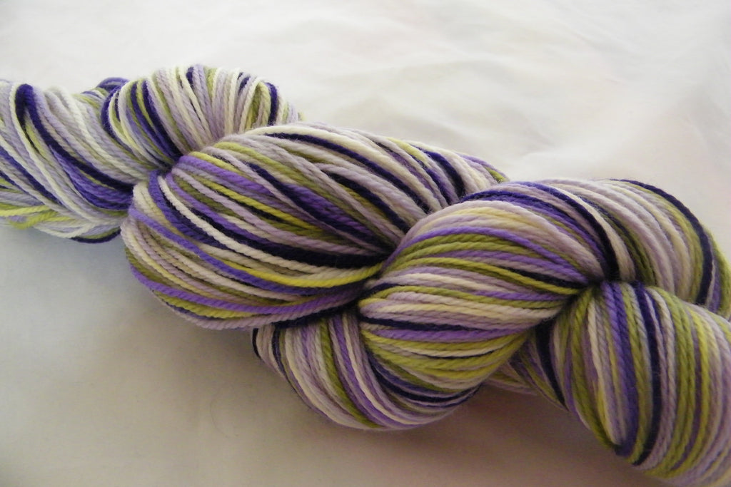 Just For Mom Four Stripe Self Striping Yarn