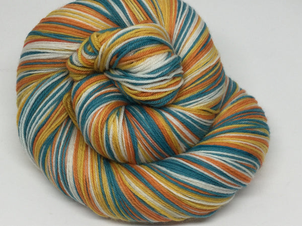 Limpopo Four Stripe Self Striping Yarn