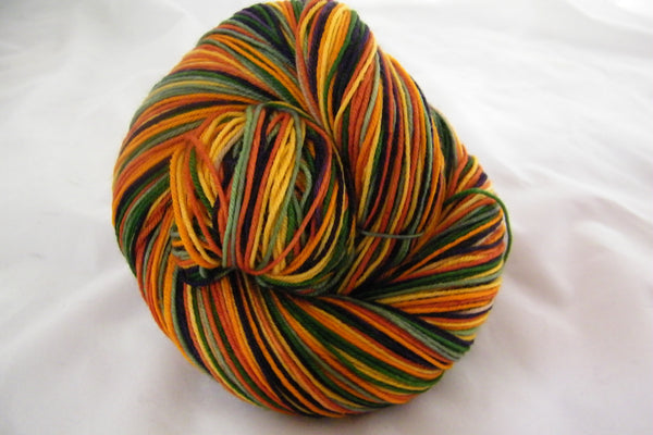 Summer Harvest Six Stripe Self Striping Yarn