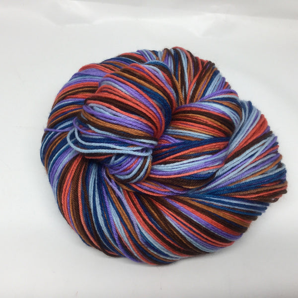 Beloved Six Stripe Self Striping Yarn