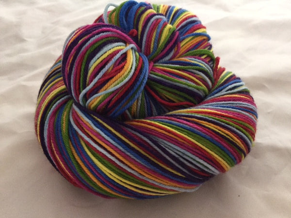 Monopoly Eight Stripe Self Striping Yarn