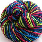 Cosmic Bowling Six Stripe Self Striping Yarn