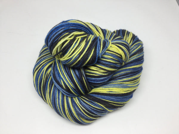 The Adventures of S. Holmes Three Stripe Self Striping Yarn