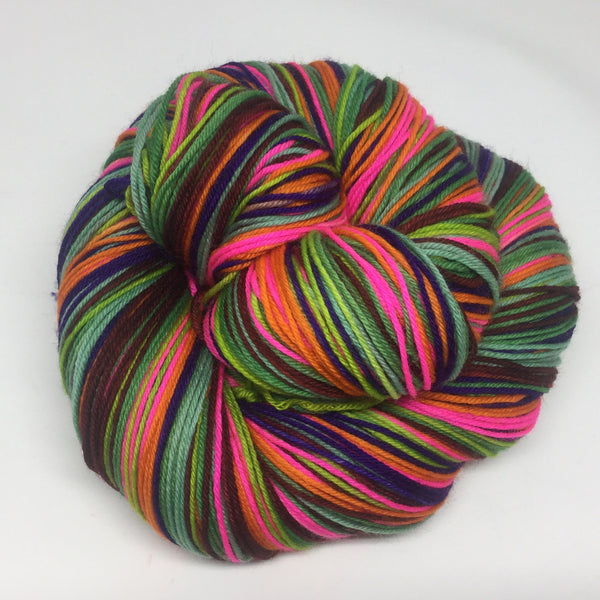 Chicka Boom Seven Stripe Self Striping Yarn