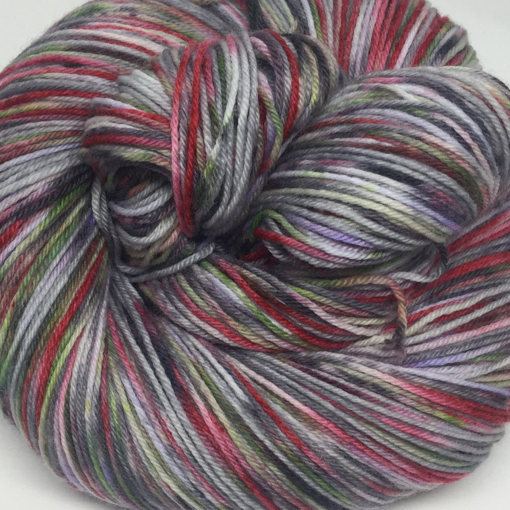 ZomBody Needs a Heart Four Stripe Self Striping Yarn