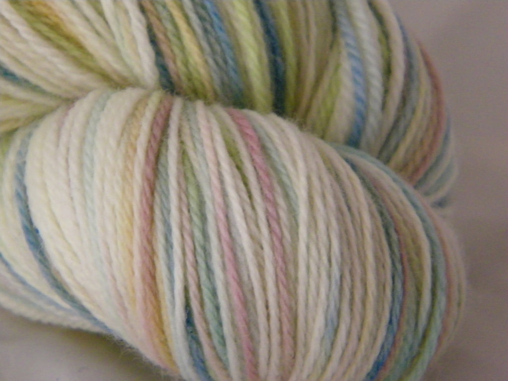 Sail Away Four Stripe Self Striping Yarn