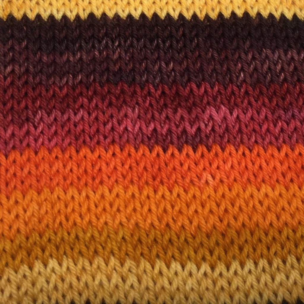The Martian Eight Stripe Self Striping Yarn