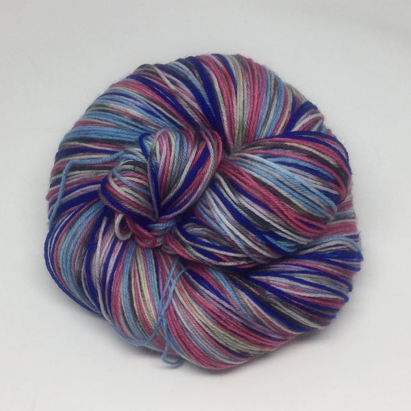 ZomBody Are You? Self Striping Yarn