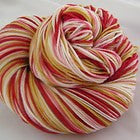 Strawberry Shortcake Four Stripe Self Striping Yarn