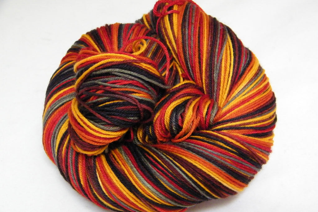 Spice Market Six Stripe Self Striping Yarn