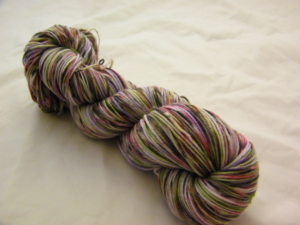 ZomBody Decomp Variegated Sock Yarn