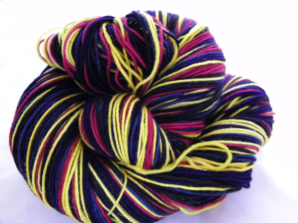 Carlos Six Stripe Self Striping Yarn