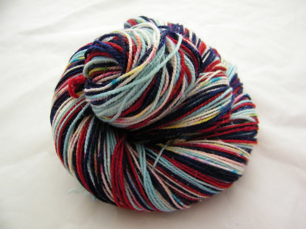 Oh, Clark! Four Stripe Self Striping Yarn
