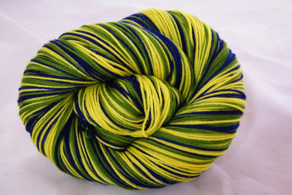Brazilian Pride Three Stripe Self Striping Yarn