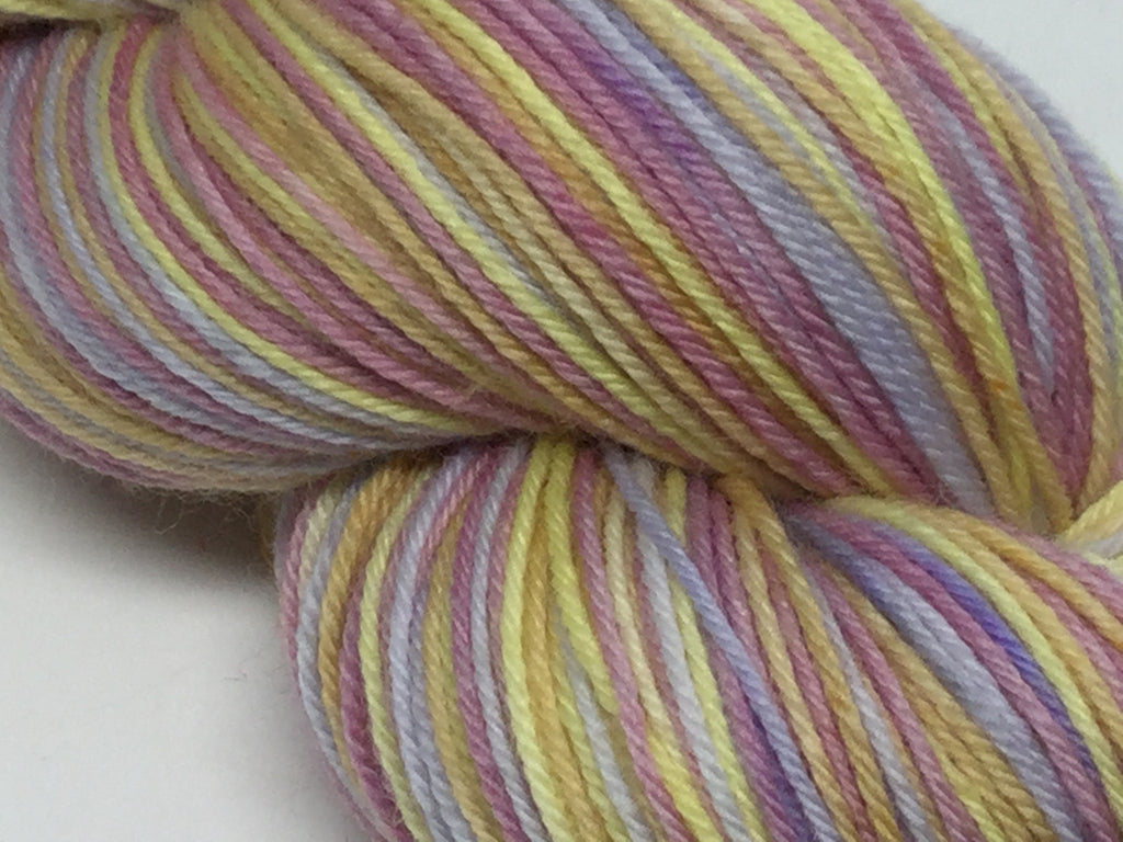 Ms. Potter Four Stripe Self Striping Yarn