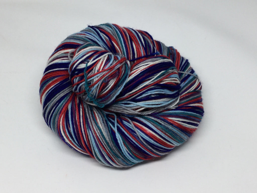 Founding Mothers Six Stripe Self Striping Yarn