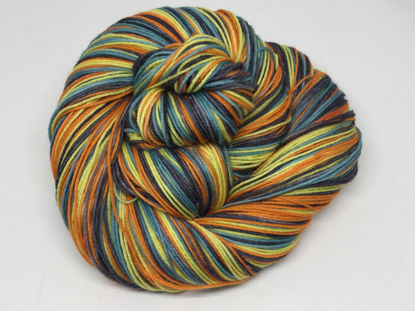 Sleepy Hollow Four Stripe Self Striping Yarn