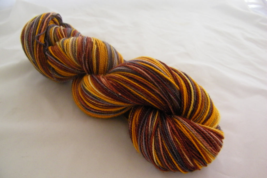 Metallic Holiday Variegated Yarn