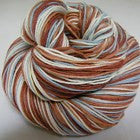 Russia in Winter Four Stripe Self Striping Yarn