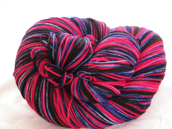 I Love Rock N' Roll Three Stripe Self Striping Yarn